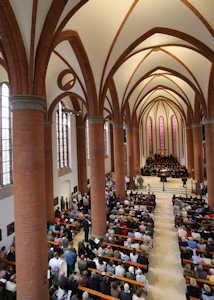 Kirchenmusik Propstei Herz Jesu Lübeck