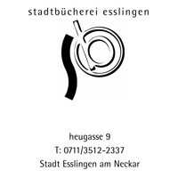 Logo Stadtbücherei Esslingen