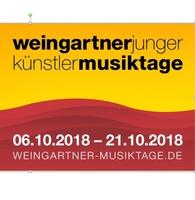 Logo Weingartner Musiktage Junger Künstler