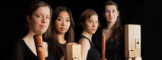 Lieder auf Reisen - Bores Quartett Bremen