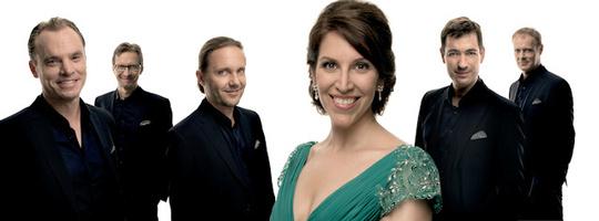 Singer Pur zu Gast in Neustadt
