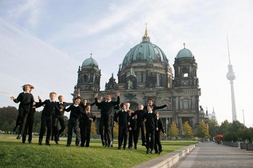 Staats- und Domchor Berlin - (c) Matthias Heyde