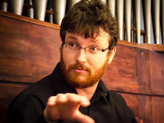 Festliches Orgelkonzert mit Jan Dolezel (Würzburg)