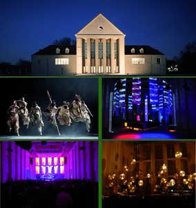 HELLERAU - Europäisches Zentrum der Künste