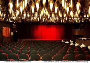 Die Stachelschweine - Kabarett-Theater im Europa-Center